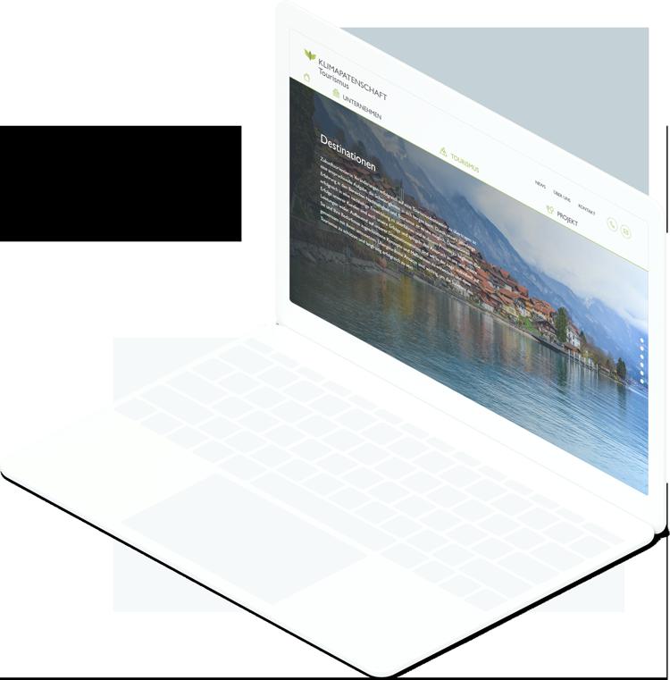 Klimapatenschaft Webdesign