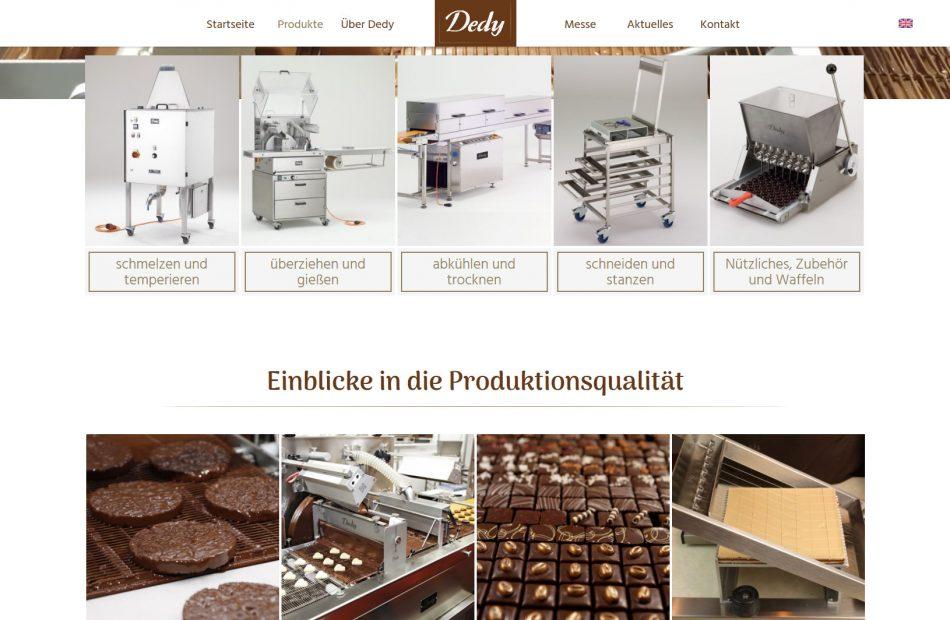 Dedy Produkte