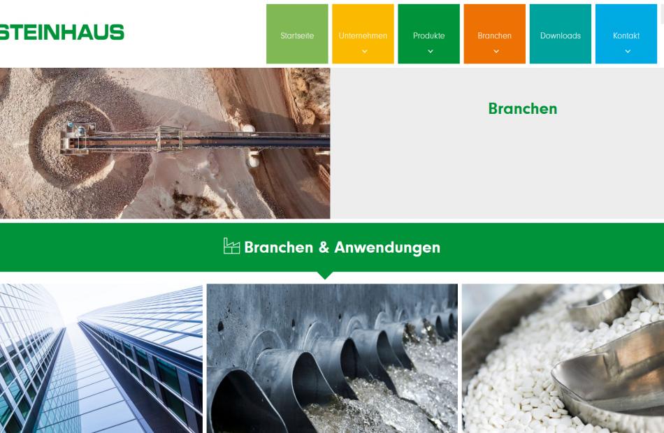 Steinhaus Webdesign